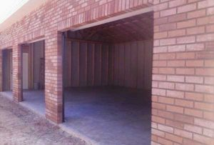 Brick Garage Builders